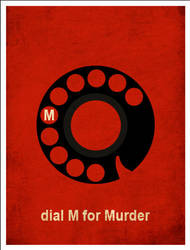 Dial M For Minimalism by b33tlenoir