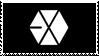 EXO stamp by Lylyoko