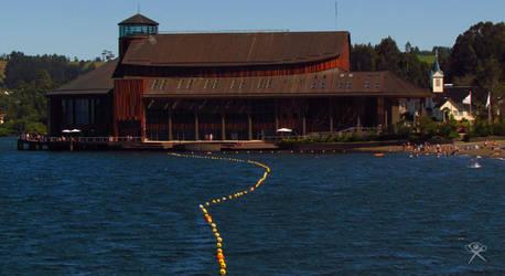 Teatro Del Lago, Theatre of the Lake by REGGDIS