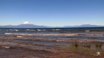 Llanquihue Lake by REGGDIS