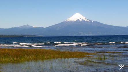 Osorno Volcano by REGGDIS