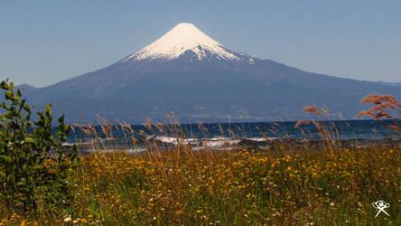 Osorno Volcano 2 by REGGDIS