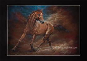 Horse by Haruinu