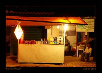 Brazilian Hopper by ACSolha