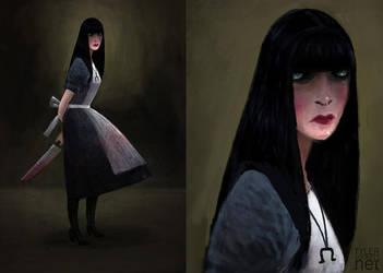Alice by tylerlockett
