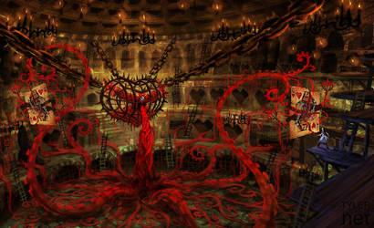 Queen Catacomb Revise by tylerlockett