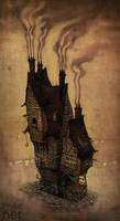 Slum House 2 by tylerlockett