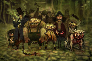 Street Rats by tylerlockett