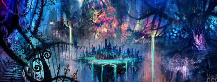 Wonderland by tylerlockett