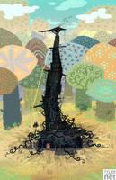 Rapunzel by tylerlockett