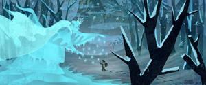Snowqueen by tylerlockett