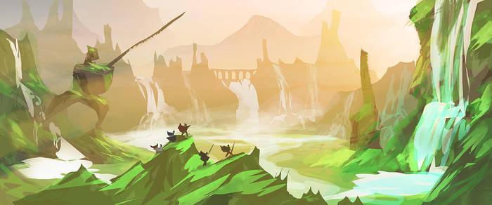 Nordic Quest by tylerlockett