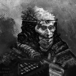 Admiral Pudding Head by tylerlockett