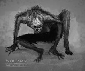 wolfman sketch2 BIG by tylerlockett