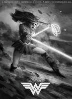 Wonderwoman by tylerlockett