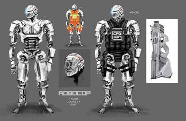 Robo 4 by tylerlockett