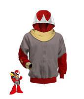 protoman hoodie by bmansnuggles