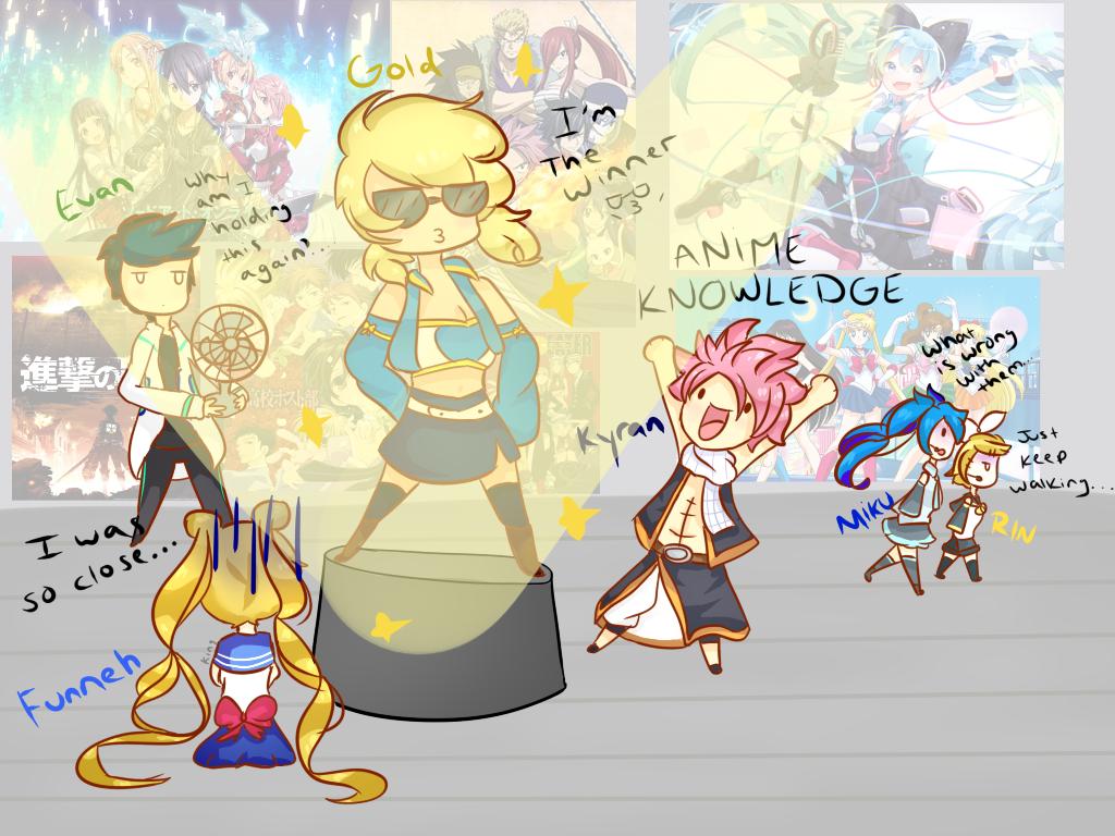 Kyrans anime quiz by kingfenn3c