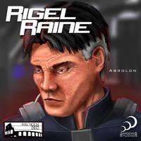 Rigel Raine portrait, Absolon Valdez by Nightlance1