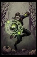 Ichabod #1 Cover by Nightlance1