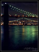 NYC Bridges by Adamoos