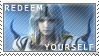 Cecil Harvey Stamp by Oh-Desire