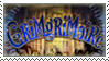 GrimGrimoire Logo Stamp by Oh-Desire