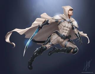 The Anmorian Legends - Rezaaran by LarryWilson