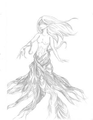Goddess-Nature by Notebook0601