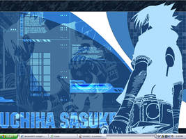 Sasuke wallpaper by omisgirl