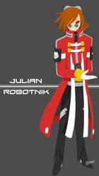 Julian Robotnik by EpsylisTheSpirit