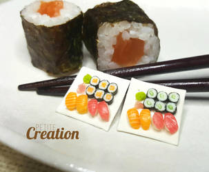 Miniature Rolls Set 2 Copy by PetiteCreation