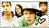 fall out boy stamp by batbeater