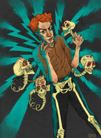 Dead Man's Party by RayGunNoey