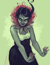 Plant Girl by RayGunNoey