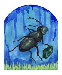 Do Bugs Have Feelings by RayGunNoey