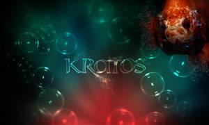 Kratos the Betta Fish by simdragon90