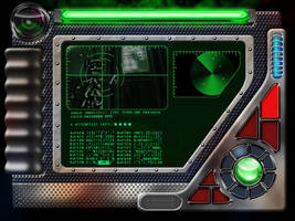 Futuristic Thingamabob by simdragon90