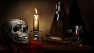 Death's Tempo by simdragon90