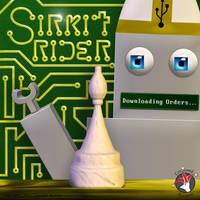 Sirkit Rider by simdragon90