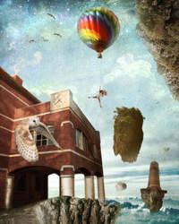Higher Education by simdragon90