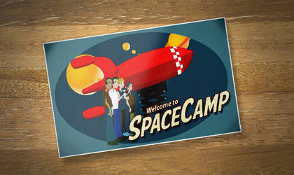 Space camp by JohnnyMc