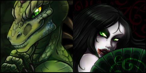 AVI::Reptile'n'Kheerah by Herisheft
