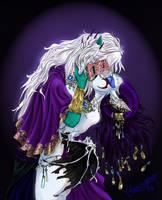 Anu and Lazeri::divine passion by Herisheft