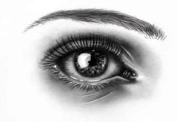 The Eye by ArtOfNightSky