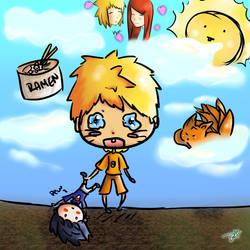Naruto Wonderland ? by danimefreack