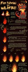 Fire Tutorial with Wildfire by FlightyFelon