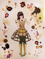 Letty Like Clockwork by megpie252
