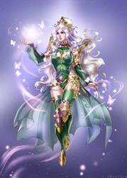 C: Yulessa by Zoratrix