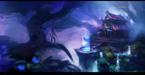 dragon_temple by Lea1301